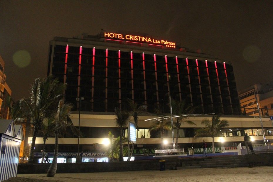 Ledcan hotel meli las palmas - Lamparas las palmas ...